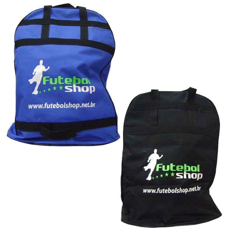f69f0d99b6390 Saco de Uniforme Futebol Shop Maracanã - Grande - FUTEBOL SHOP ...
