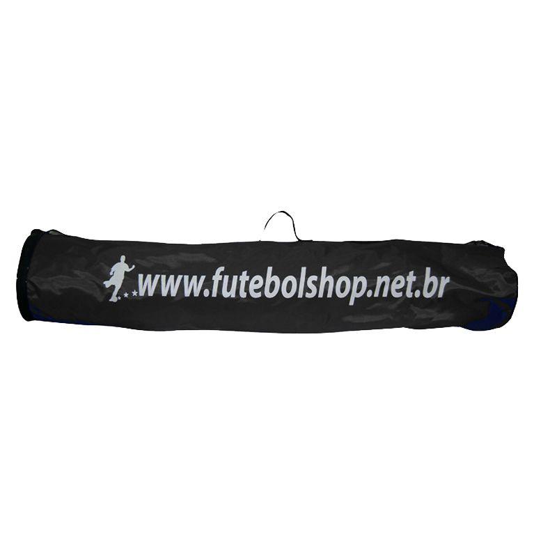 Saco Transporte Bolas Tubo Futebol Shop - 6 bolas