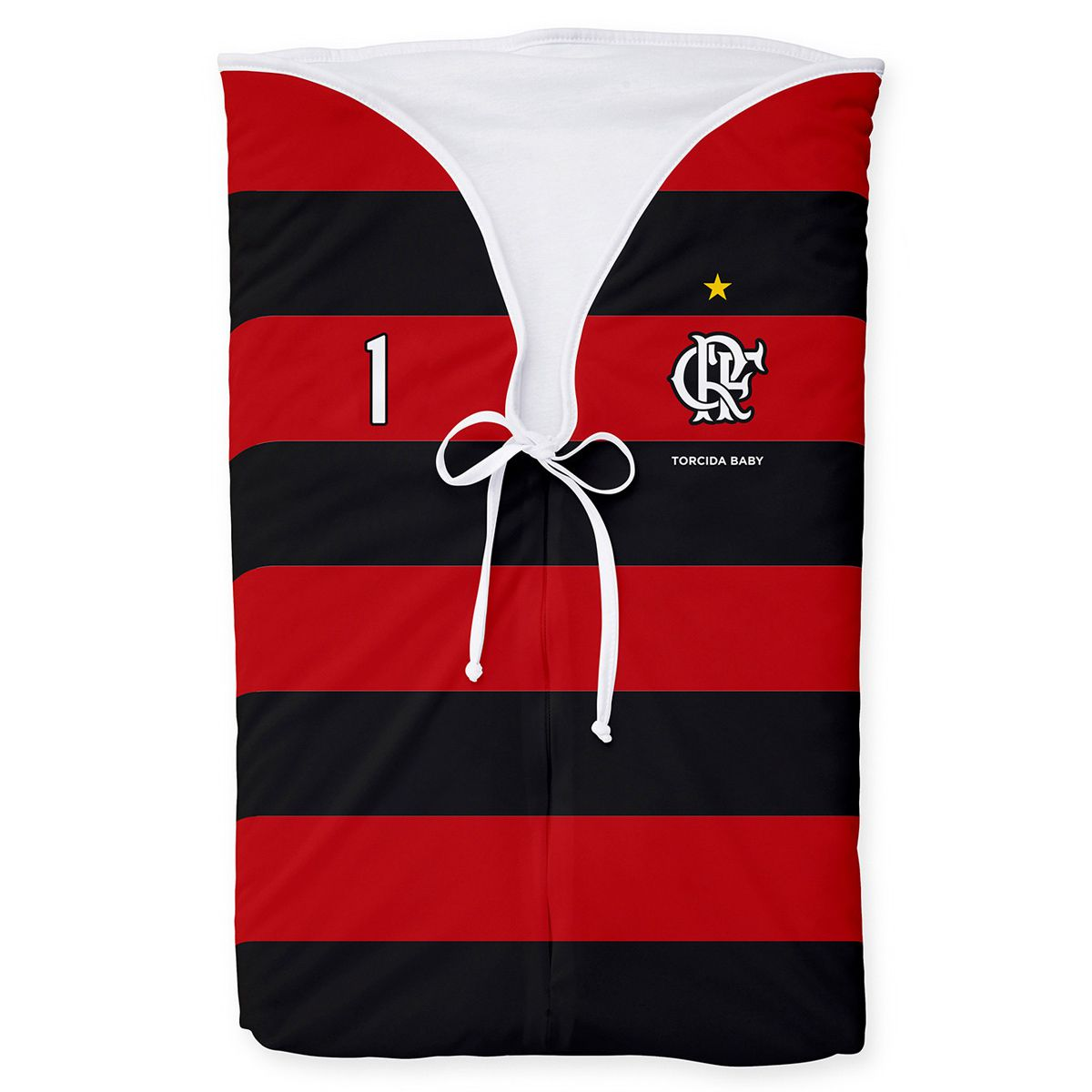 Saída de Maternidade Bebê do Flamengo - 045