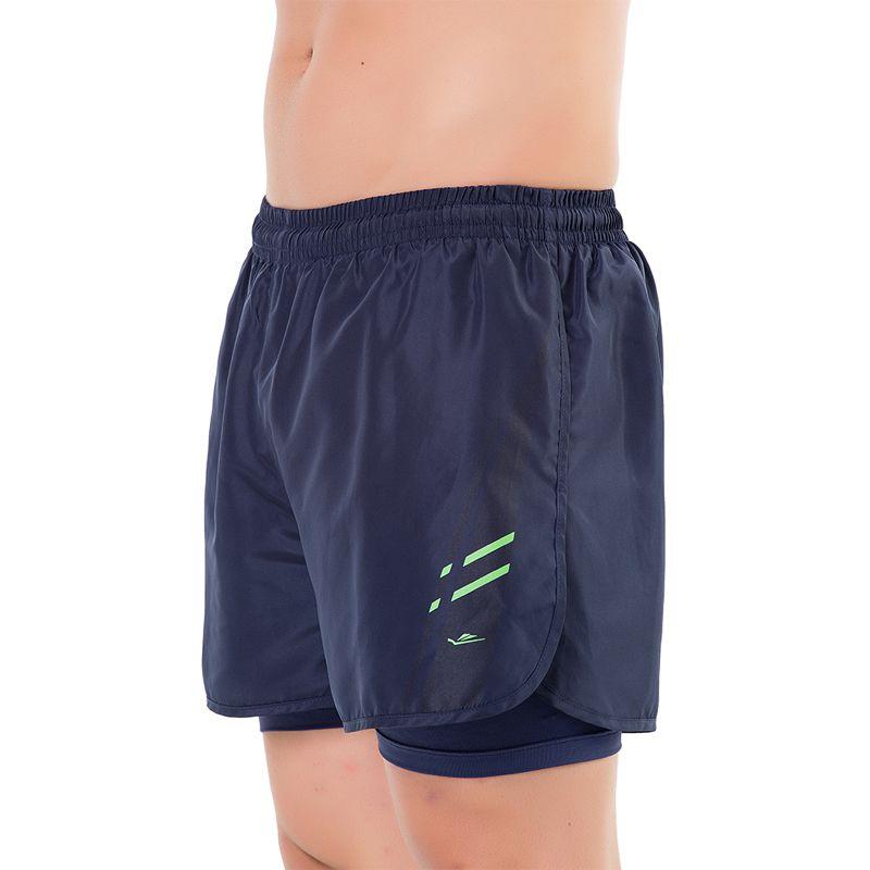 Short Running Masculino Elite Quality Marinho 31383