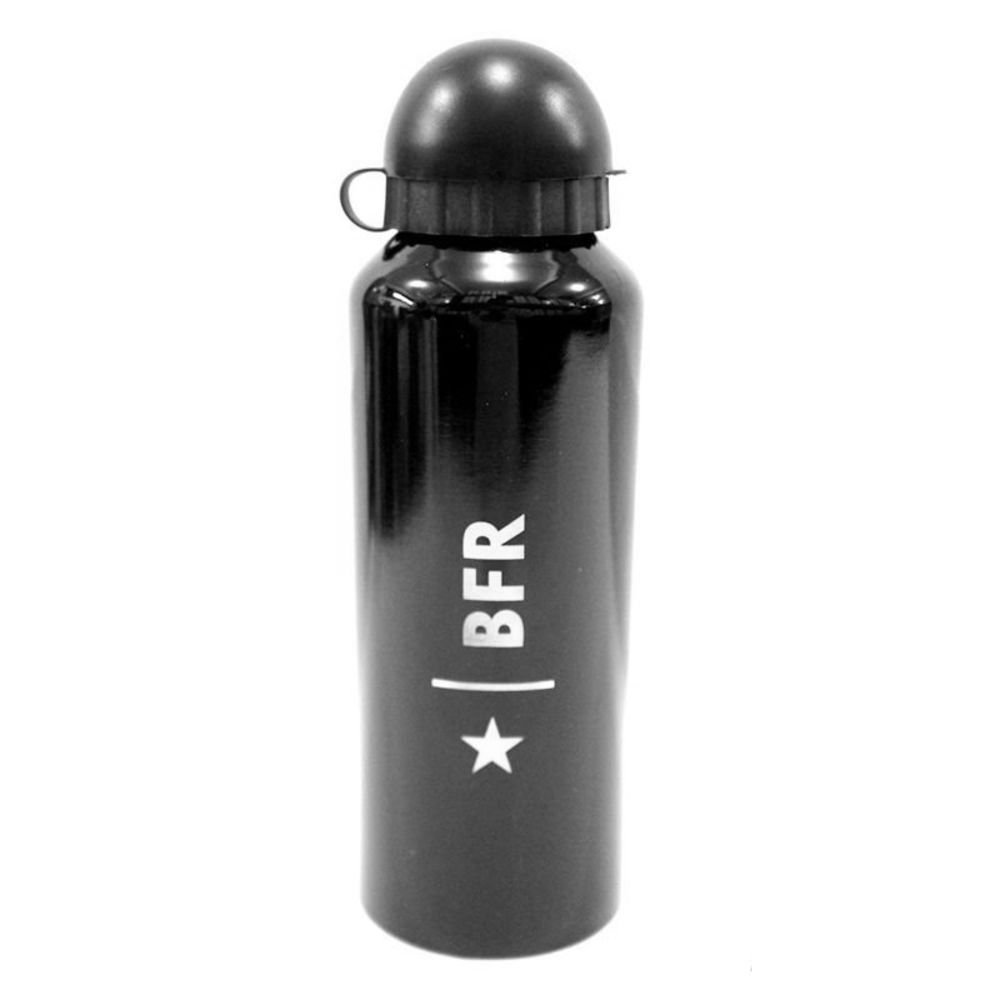 Squeeze do Botafogo 500ml - Inox Preto