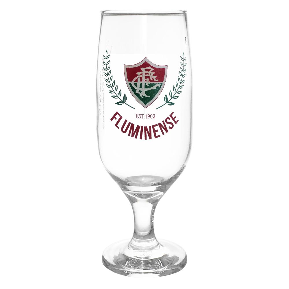 Taça de Cerveja do Fluminense 300 ml em Caixa Personalizada