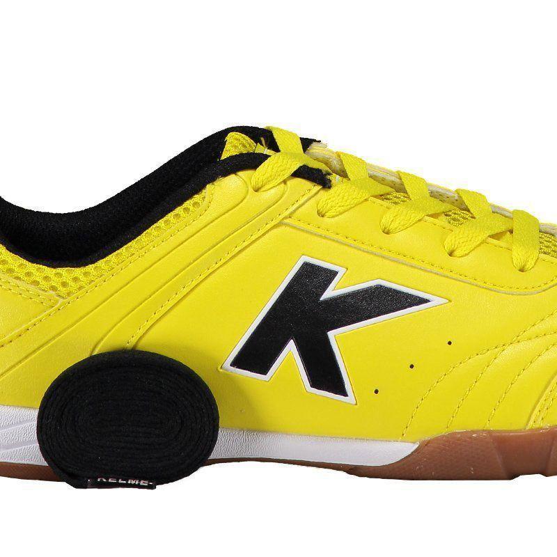 e0a4d78030 ... Tênis Kelme Precision TRN Futsal Amarelo - KEF4312010 - FUTEBOL SHOP ...