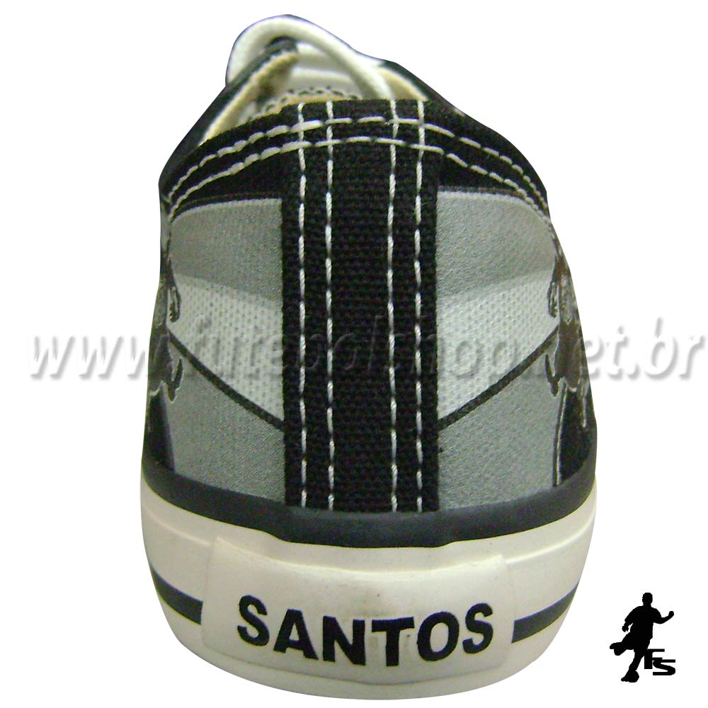 Tênis Star da Torcida Força Jovem do Santos Infantil