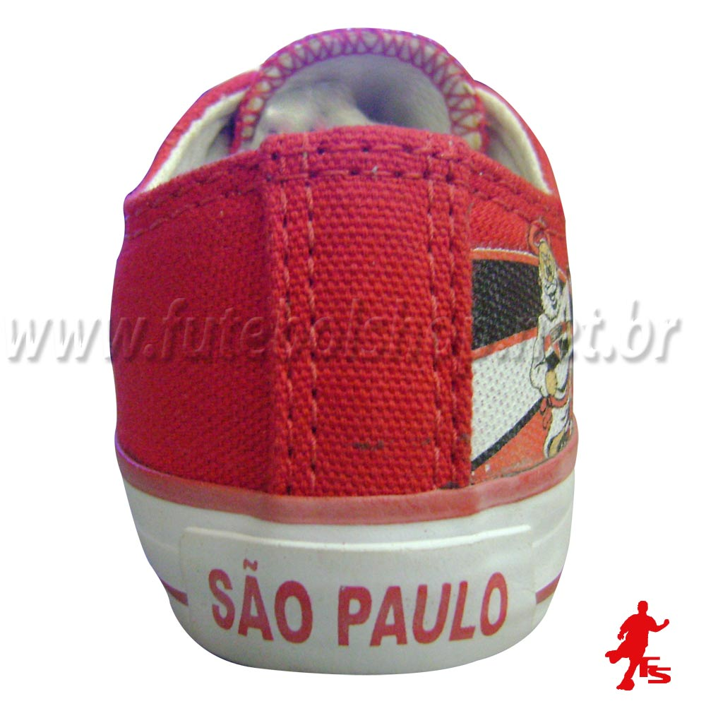 Tênis Star da Torcida Independente do São Paulo Infantil