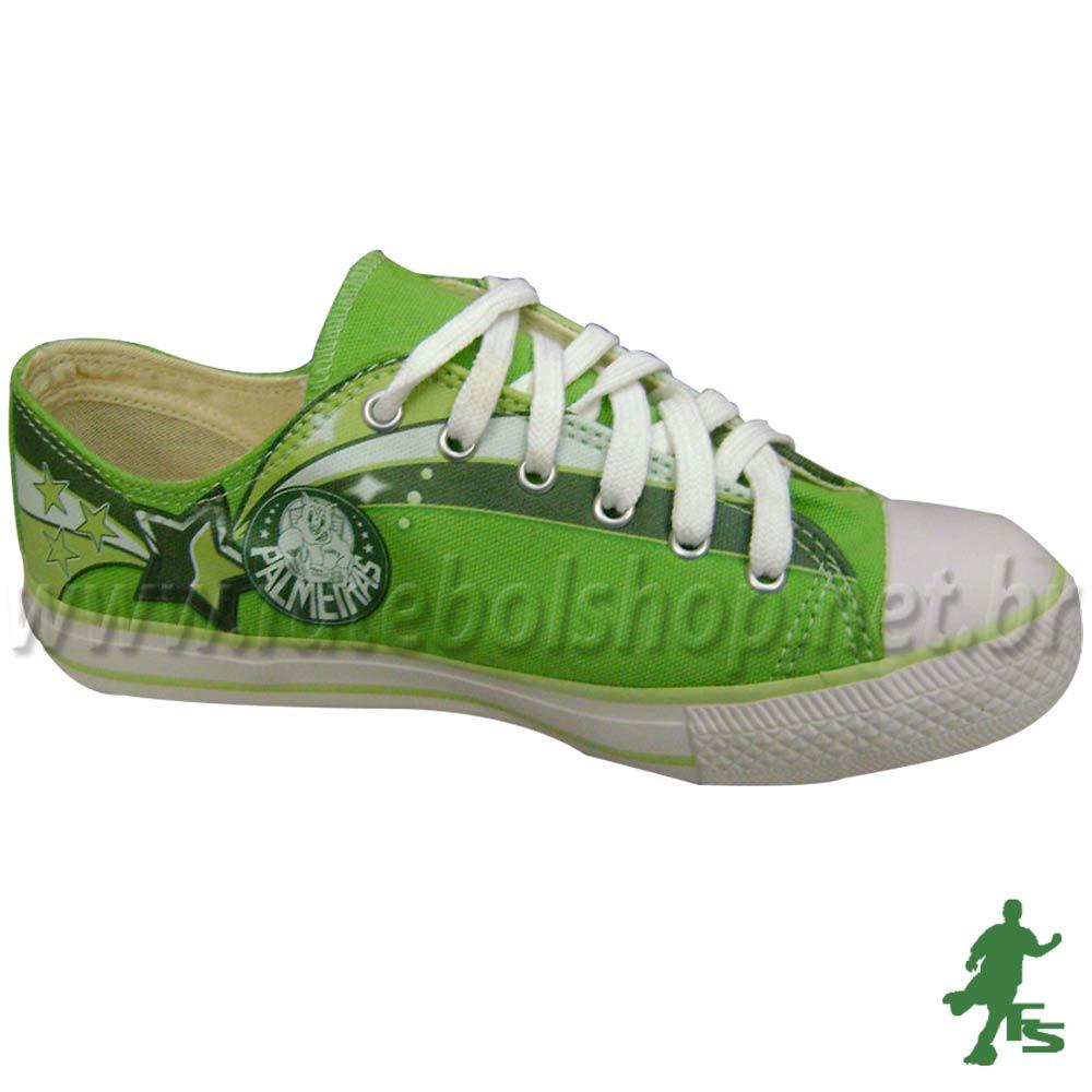 Tênis Star da Torcida Porks Verde
