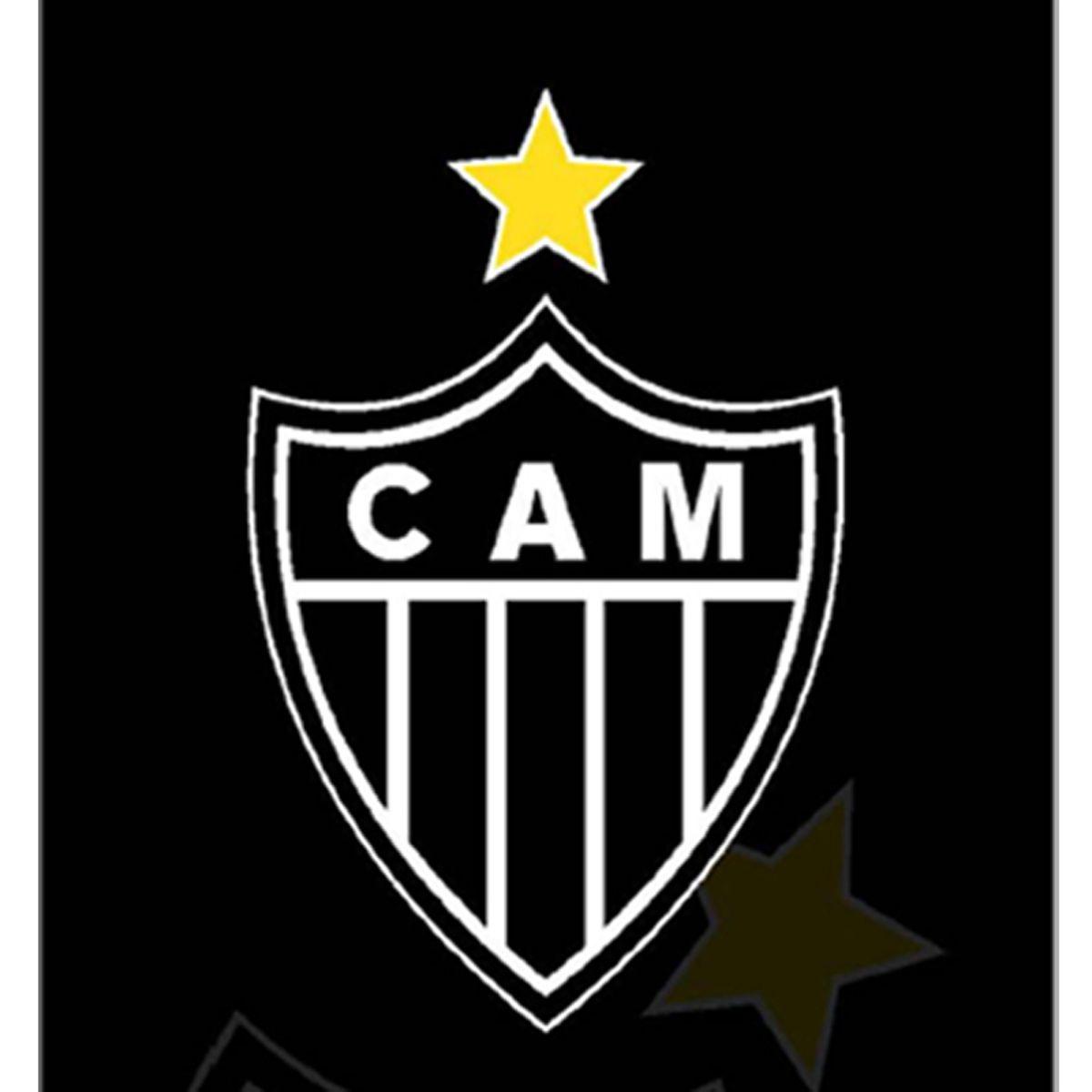 Toalha de Banho do Atlético Mineiro Buettner Bouton Felpudo 59311
