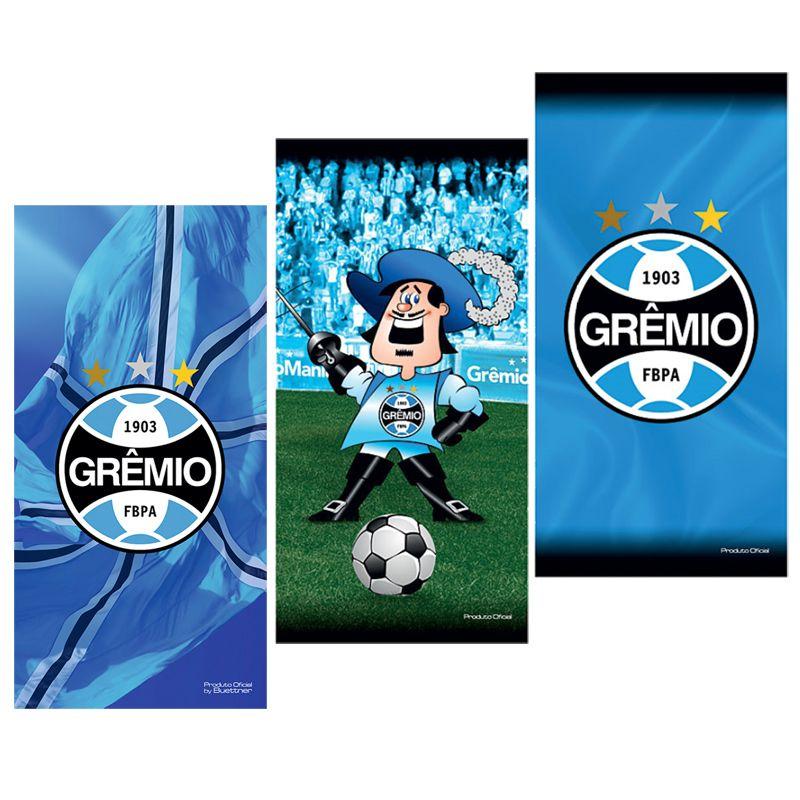 Toalha do Grêmio Buettner Veludo