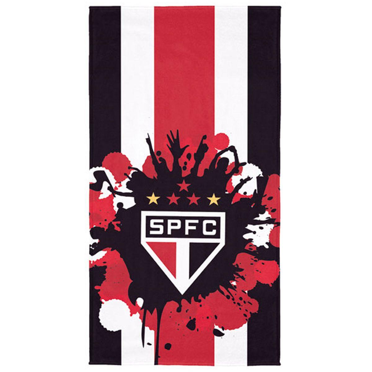 Toalha do São Paulo Lepper - Estampa 1
