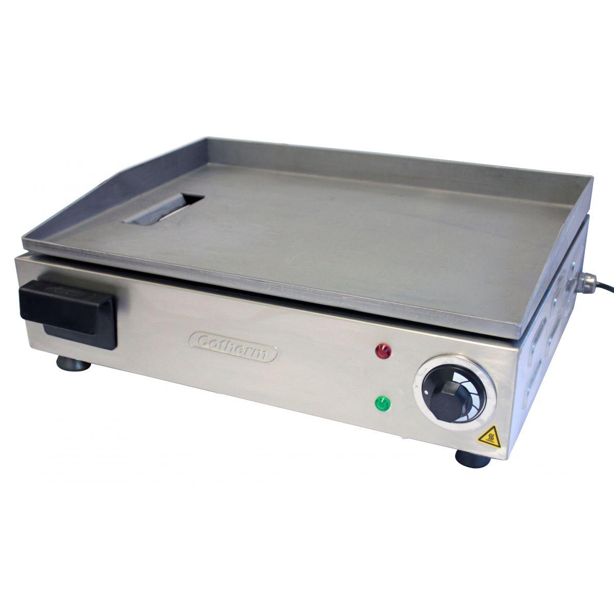 Chapeira para Lanches elétrica Chapa Profissional 50x35cm 1600W Cotherm  - Mix Eletro