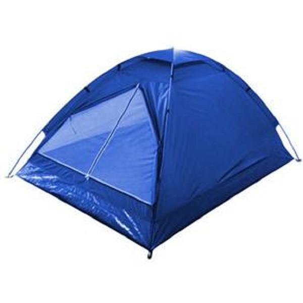 Barraca De Camping Iglu Para 2 Pessoas C/ Bolsa 120x200x95c  - Mix Eletro