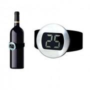 Term�metro Digital Para Garrafas de vinho Mimo Style