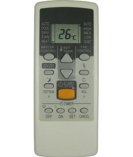 CONTROLE REMOTO PARA AR CONDICIONADO SPLIT FUJITSU AR-JE4 / AR-JE5  - Mix Eletro