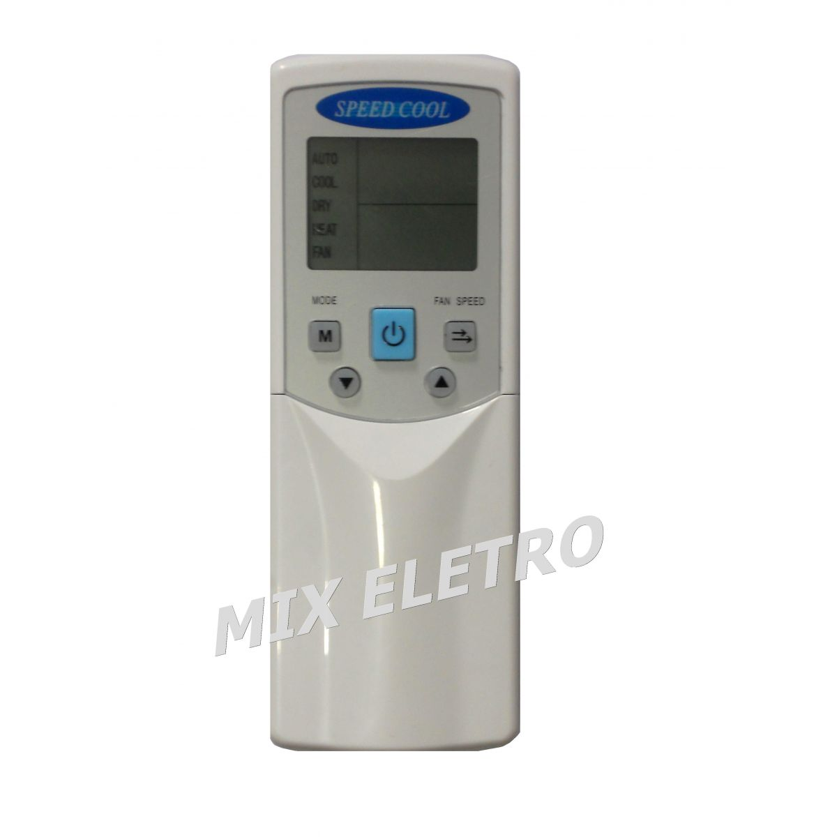 CONTROLE REMOTO PARA AR CONDICIONADO PISO TETO ELECTROLUX  - Mix Eletro