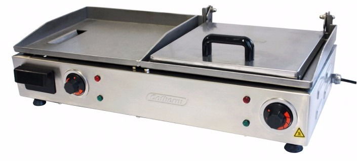 Chapeira Elétrica chapa Profissional com Prensador 70x30cm Cotherm  - Mix Eletro