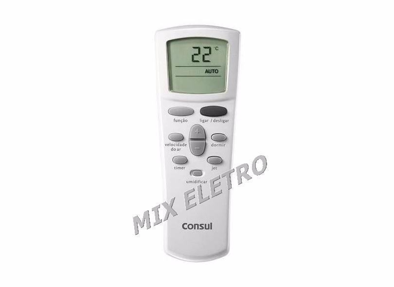 Controle Remoto Ar Condicionado Consul Janela Multi-Ar  - Mix Eletro