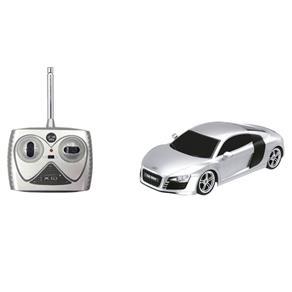 Audi R8 Carrinho De Controle Remoto 1:18 -BR440  - Mix Eletro