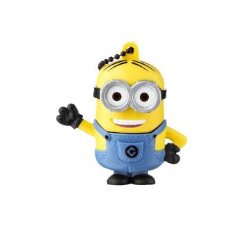 Pendrive 8GB Colecionável MINIONS - DAVE PD095  - Mix Eletro