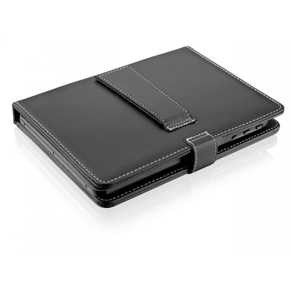 """Case Teclado e Suporte Multilaser para Tablet 10,1""""Pol. 3 em 1 Preto – TC171  - Mix Eletro"""