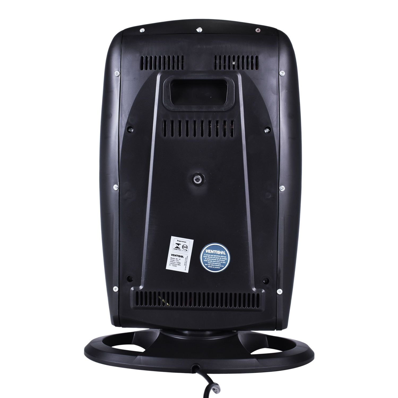 Aquecedor de Ambientes 127v Halógeno Doméstico Ventisol 1200W  - Mix Eletro