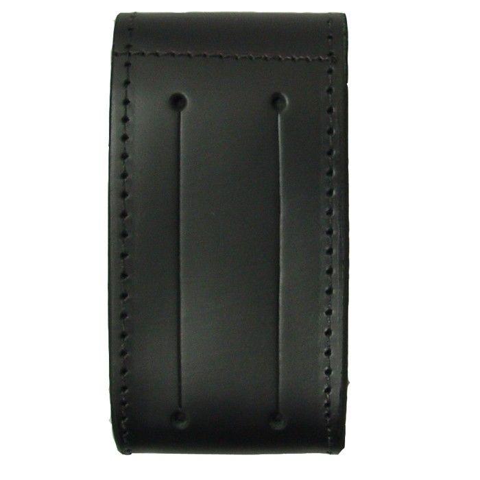 Bainha de cinto em Couro Preta para canivetes Victorinox tamanho G 4.0523.32A  - Mix Eletro