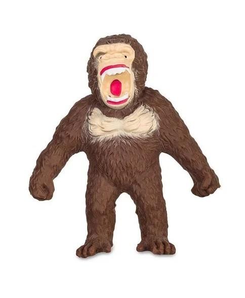 Boneco de monstro 14cm estica até 1m Estike Monster  Multikids - Macaco  - Mix Eletro