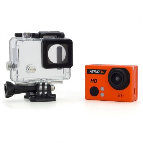 Câmera de Ação Atrio Fullsport Cam HD 720P 5MP DC186  - Mix Eletro