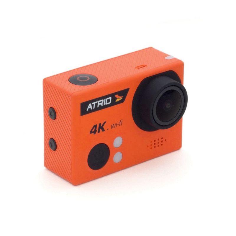 Câmera Esportiva Atrio FullSport 4K 16MP Wifi Controle Remoto DC185  - Mix Eletro
