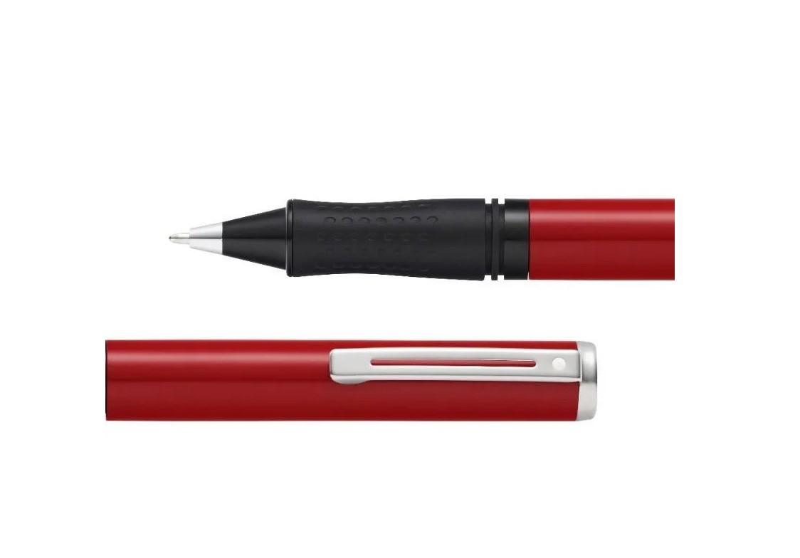 Caneta esferográfica Sheaffer linha Pop Vermelha E2920751S  - Mix Eletro