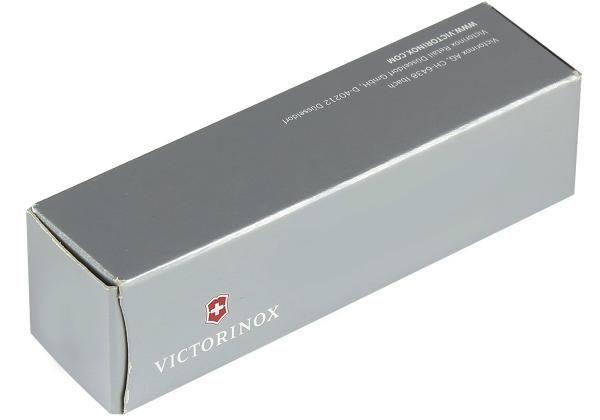 Canivete Suíço Forester Victorinox 12 funções Preto Original  - Mix Eletro