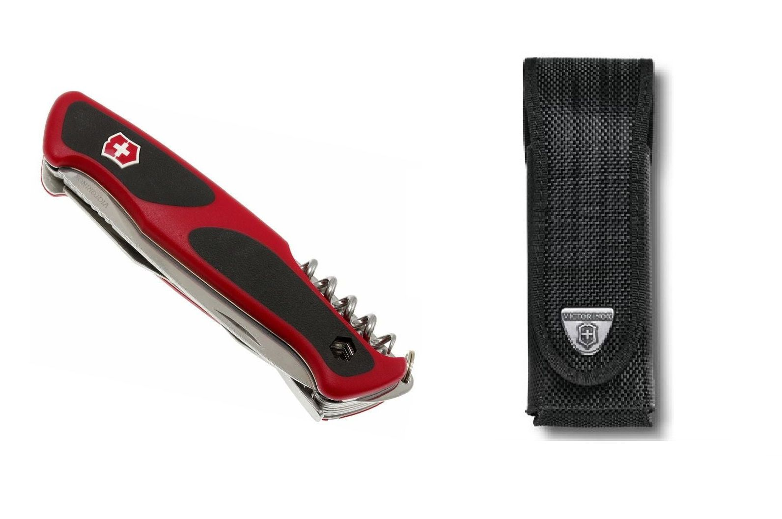 Canivete suíço Ranger Grip 174 Handyman 17 funções Victorinox 0.9728.WC  - Mix Eletro