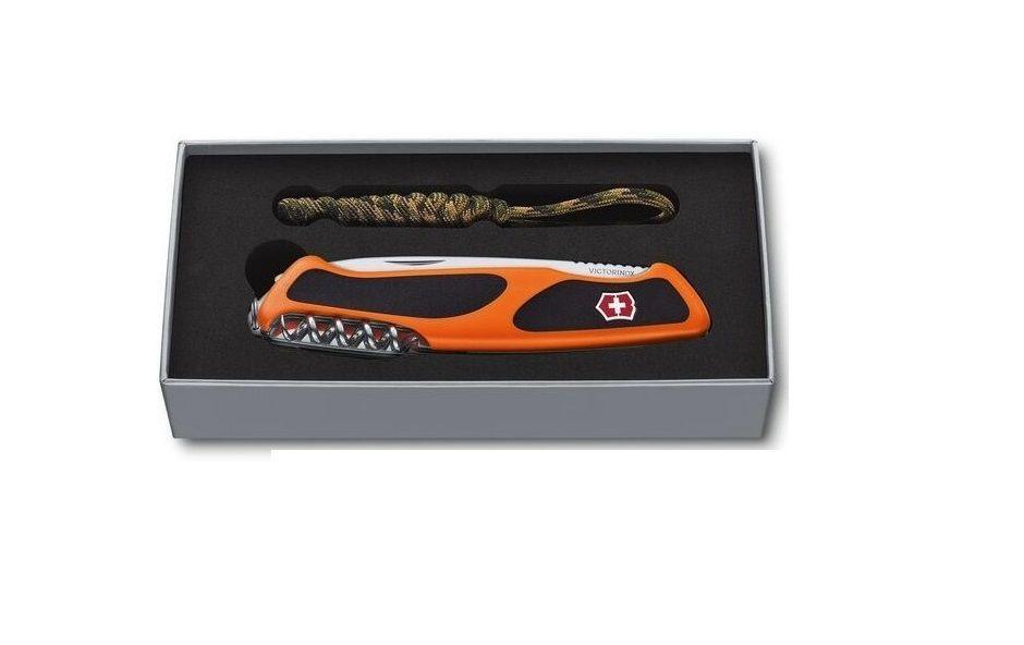 Canivete Suíço Ranger Grip 55 Autumn Spirit 12 funções Edição Especial  - Mix Eletro