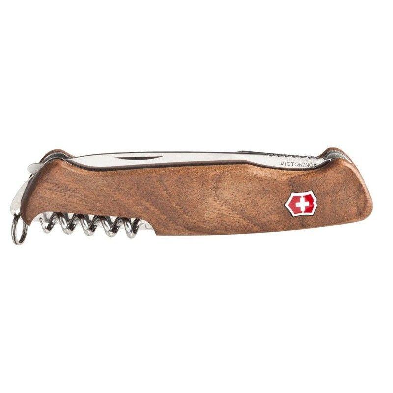 Canivete Suíço Ranger Wood 55 Victorinox 10 funções cabo de madeira Original.  - Mix Eletro