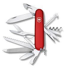 Canivete Suíço Victorinox Ranger Vermelho 21 funções Original 1.3763  - Mix Eletro