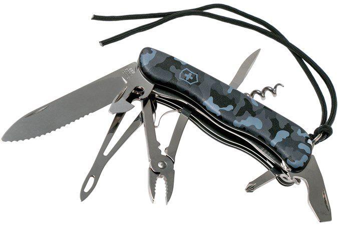 Canivete Suiço Victorinox Skipper Navy 18 Funções 0.8593.W942  - Mix Eletro