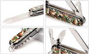 Canivete Suíço Victorinox Spartan Camuflado 12 funções Original  - Mix Eletro