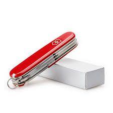Canivete Suíço Victorinox Super Tinker Vermelho 14 funções Original 1.4703  - Mix Eletro
