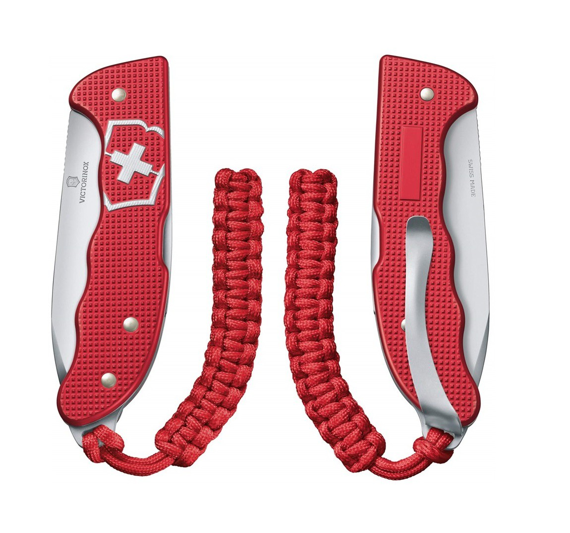 Canivete Suíço Victorinox Tático Hunter Pro Alox Vermelho 0.9415.20  - Mix Eletro