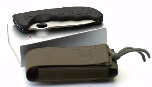 Canivete Suíço Victorinox Tático Hunter Pro Preto com Bainha 0.9410.3 Original.  - Mix Eletro