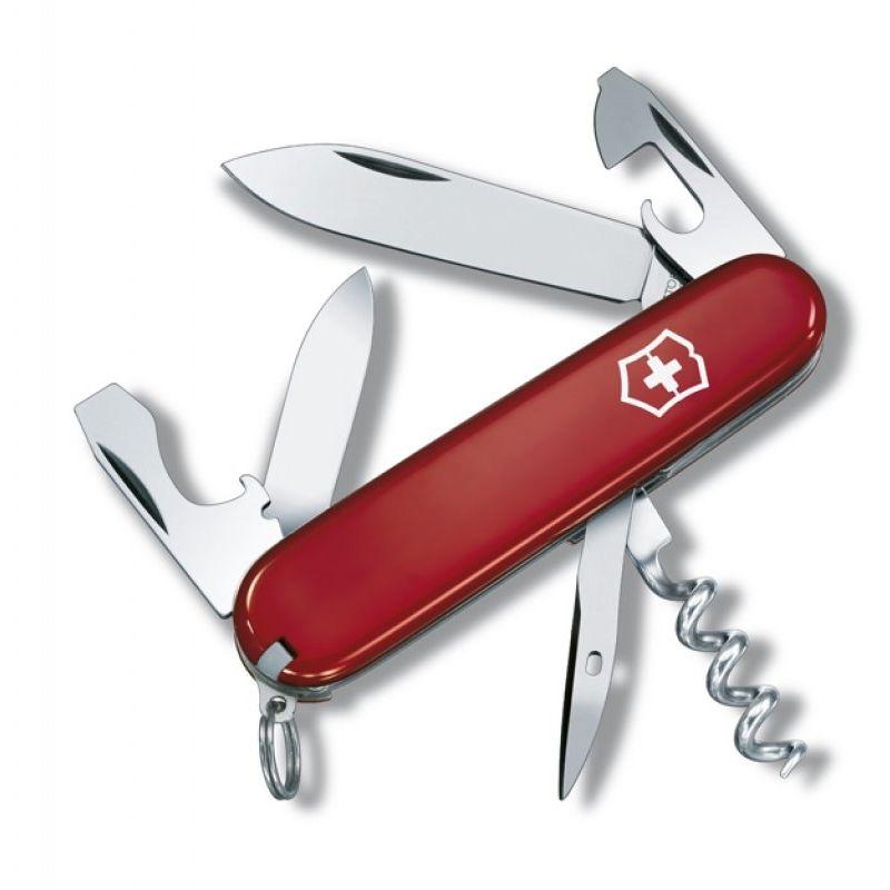Canivete Suíço Victorinox Tourist Vermelho 12 funções Original. 0.3603  - Mix Eletro