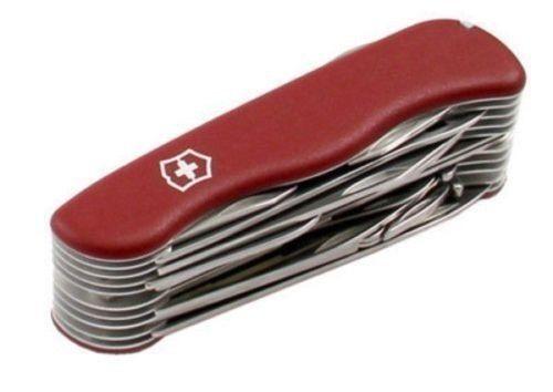 Canivete Suíço Victorinox Workchamp 11,1cm Vermelho 21 funções Original  - Mix Eletro