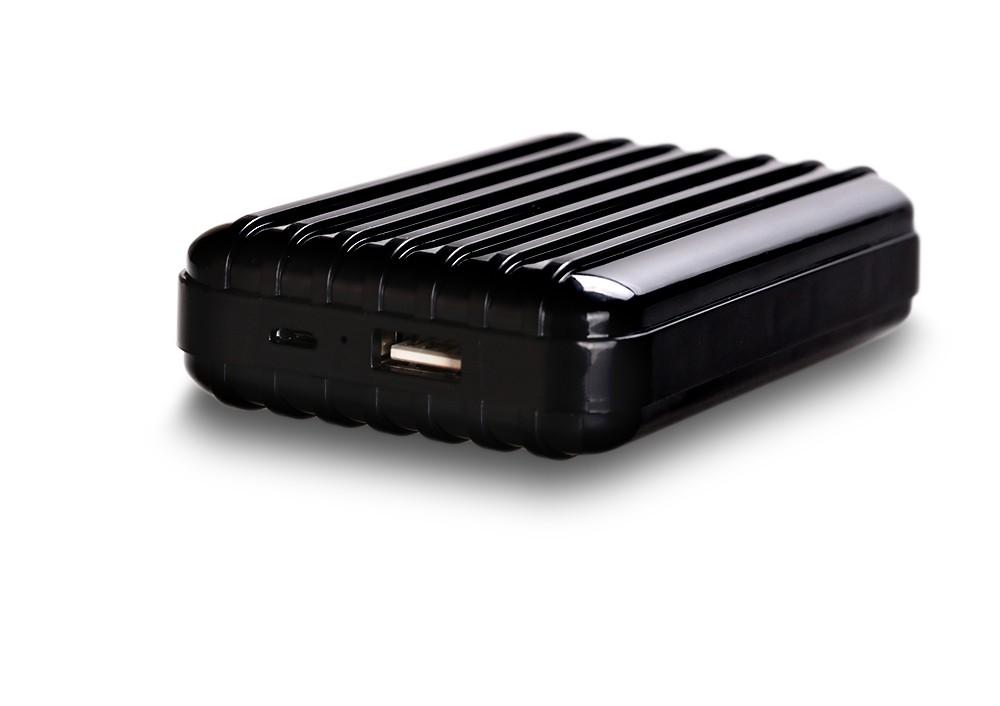 Carregador Portátil Power Bank 4500 Mah Preto Multilaser - CB113  - Mix Eletro