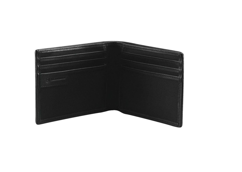 Carteira de nylon masculina compacta Bi-fold Altius 3.0 Beijing Victorinox  - Mix Eletro