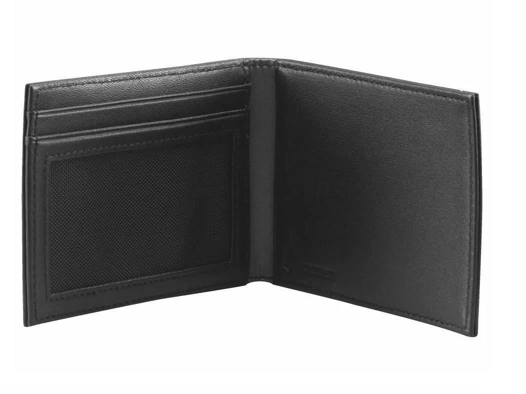 Carteira masculina em couro c/ porta cartão Altius 3.0 Amsterdam Victorinox  - Mix Eletro
