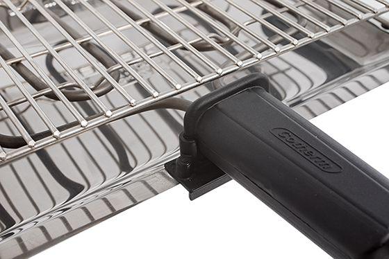 Churrasqueira Elétrica bandeja aço inox Giulietta  Cotherm  - Mix Eletro