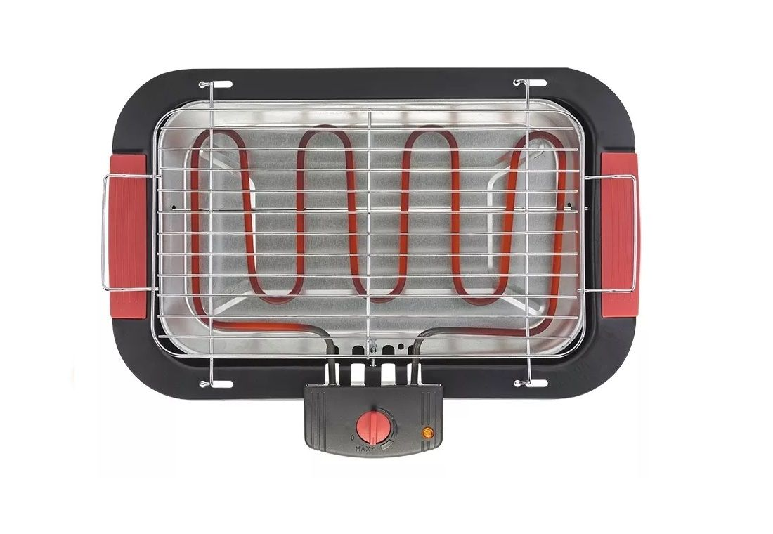 CHURRASQUEIRA ELÉTRICA GRILL CH01 CONTROLE DE TEMPERATURA 1800W AGRATTO  - Mix Eletro