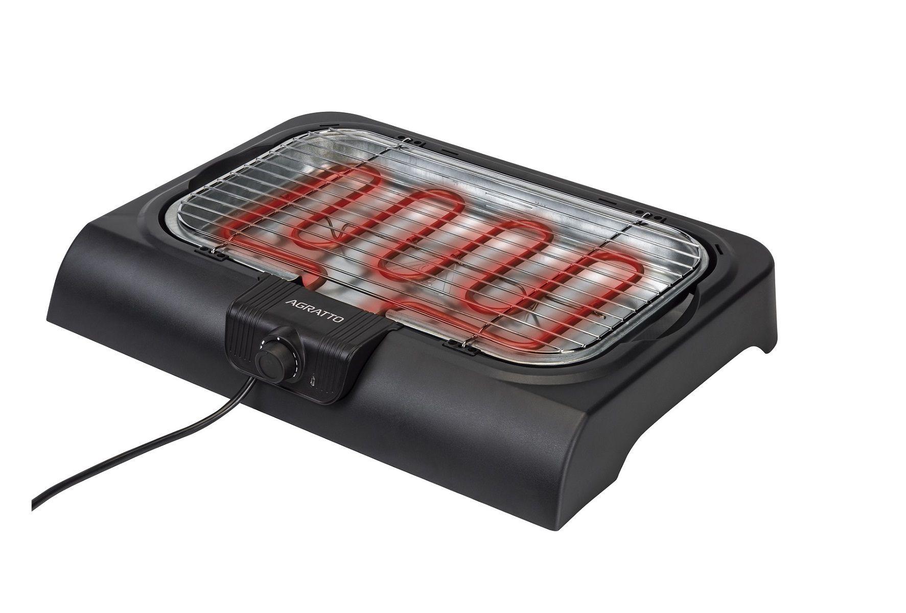 Churrasqueira Elétrica Grill com regulagem Mr Cheff 2 Agratto CH2  - Mix Eletro
