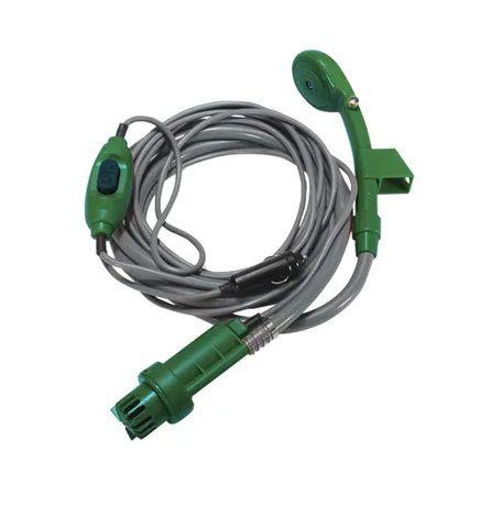 Chuveiro Portátil Camping Ducha Shower 12V Guepardo   - Mix Eletro