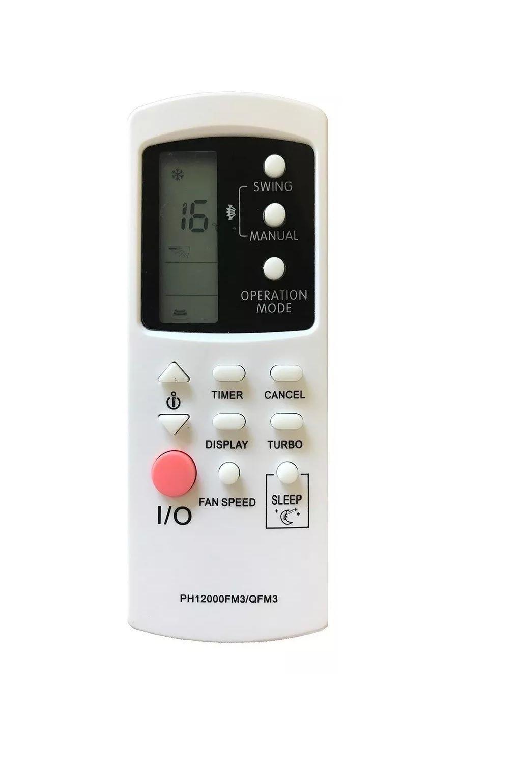 Controle Remoto MXT para Ar Condicionado Split Philco Gz01-bej0-000  - Mix Eletro