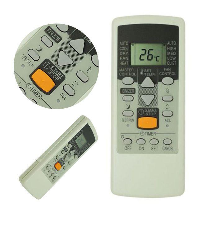 CONTROLE REMOTO PARA AR CONDICIONADO SPLIT FUJITSU ASB09A1 AR-JE11 / AR-PV1  - Mix Eletro